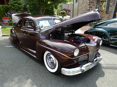 2014 Newtown Car Show