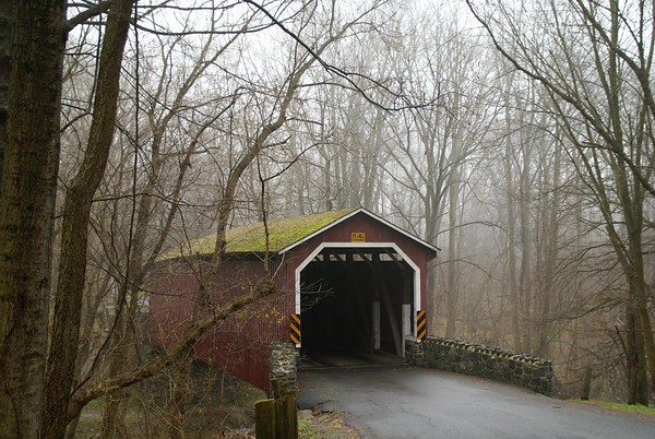 Ed's Covered Bridges around America