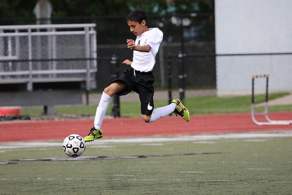 Edsel JV Soccer