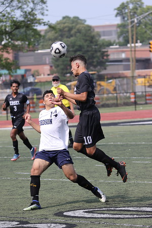 Edsel Ford Fall Sports 2018