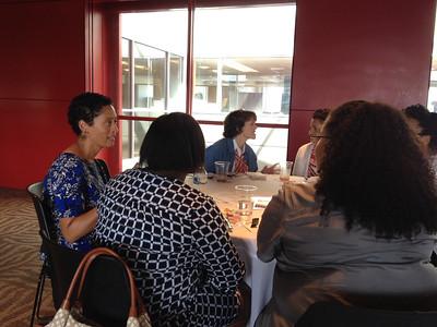 Baltimore Women's Forum-Sept 2014