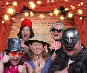 Education NW Photo Booth