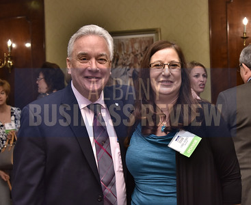 Kirk Panneton, Vice President, Regional Executive and Medical Director at Blue Shield of Northeastern New York and Linda Jacques