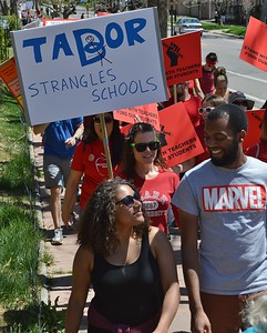 teachers-students march Denver (27)