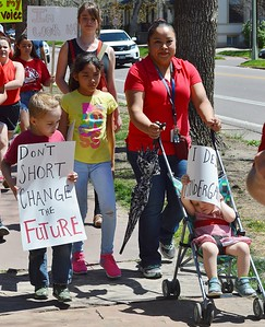 teachers-students march Denver (38)