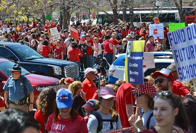 teachers-students march Denver (55)