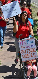 teachers-students march Denver (33)
