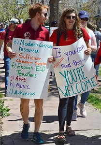 teachers-students march Denver (43)