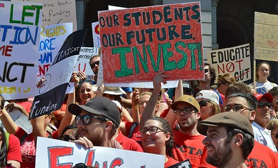 teachers-students march Denver (46)