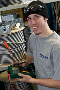 Ontario Youth Apprenticeship Program Posters by Michael A. Scott 2007
