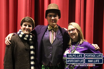Chesterton High School presents, Charlie and the Chocolate Factory 2020