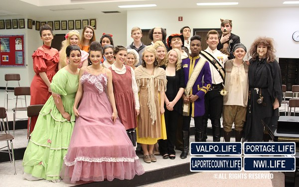 "PHS Presents ""Into the Woods"""