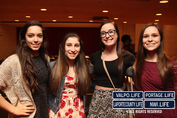 2016 Portage High School Winter Sports Award Banquet