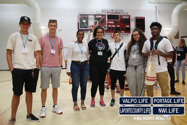 Calumet College of St. Joseph Student Orientation and Amazing Race