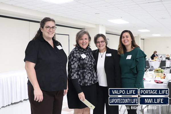 IU Nonprofit Leadership Classes Graduation & Grant Awards Luncheon 2018