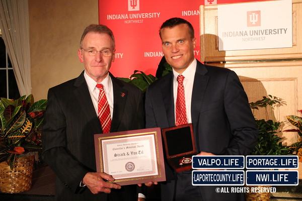 Indiana University Northwest's Chancellor's Medallion Celebration 2016