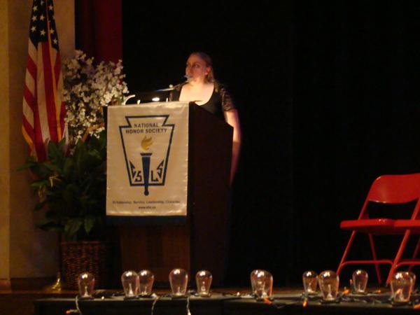 PHS-National-Honor-Society-Inductions-2012 (10)