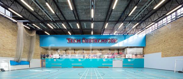 B42 Sports Hall Roof Refurbishment, University of Southampton
