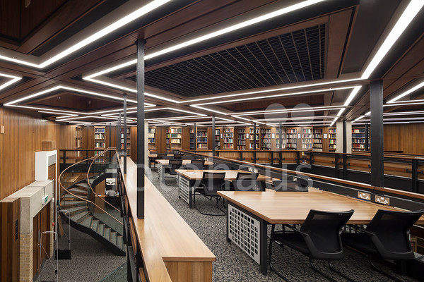 Barker Research Library, Palace Green Library, Durham University