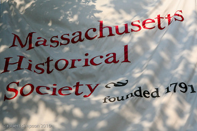 Teacher visit the Massachusetts Historical Society founded in 1791.
