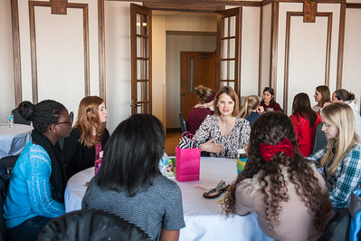 Belmont Women Roundtable with EO