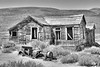 <h2>Home at Last</h2><h3>Number 2</h3>It wasn't much but it was home for a family in Bodie, California.