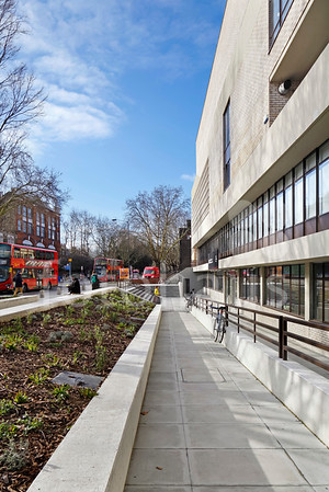 Camberwell College of Art, Stephen Marshall Architects