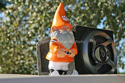 Clemson gnome