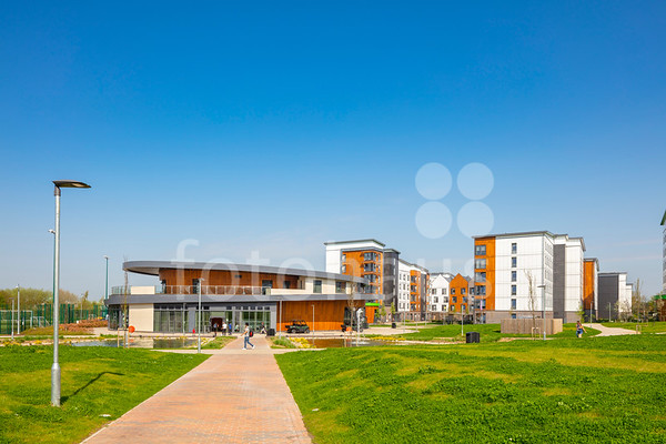 College Lane Student Residences, University of Hertfordshire