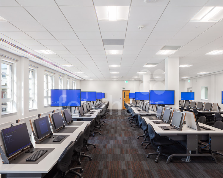 Computer Laboratory, Merchant Venturers Building, Bristol Univeristy