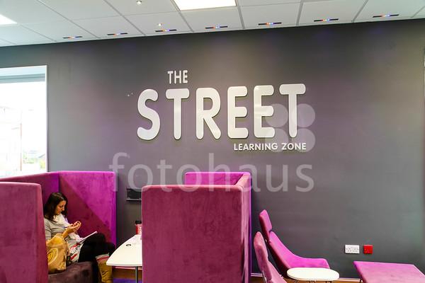Cribbs Lounge and the Street UWE Frenchay Bristol