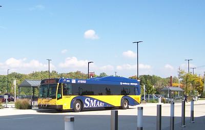 Detroit Smart Bus