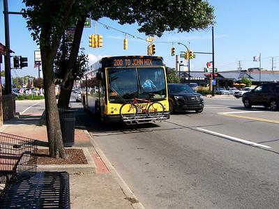 Detroit Smart Bus - 200