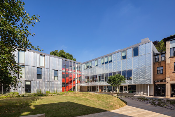 Dr Lee Shau Kee Access Centre and William Doo Undergraduate Centre, Wadham College, University of Oxford