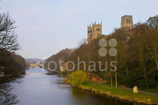 Durham Castle and University College