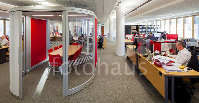 Durham University Mountjoy Administration Offices