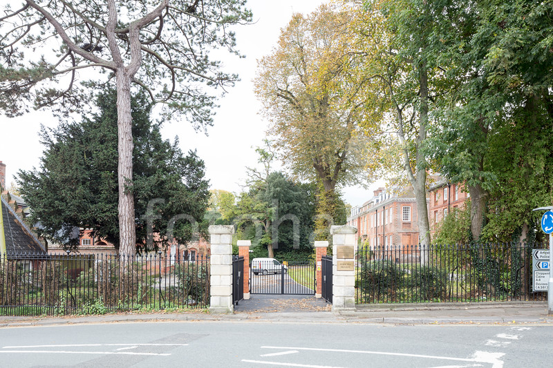 Entrance Gates, Marlborough College