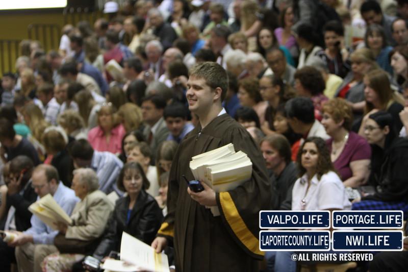 Valparaiso University Graduation Ceremony 2009 (100)