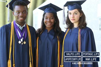 2015 La Lumiere Graduation