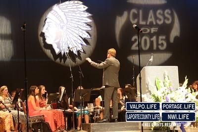 Lake Central High School Graduation 2015