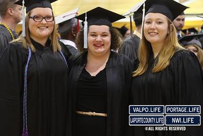 Purdue North Central Graduation Ceremony