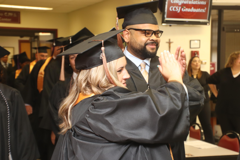CCSJ Graduation 2018