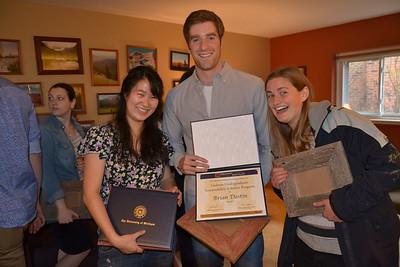 Graham Scholars Class of 2013 Graduation