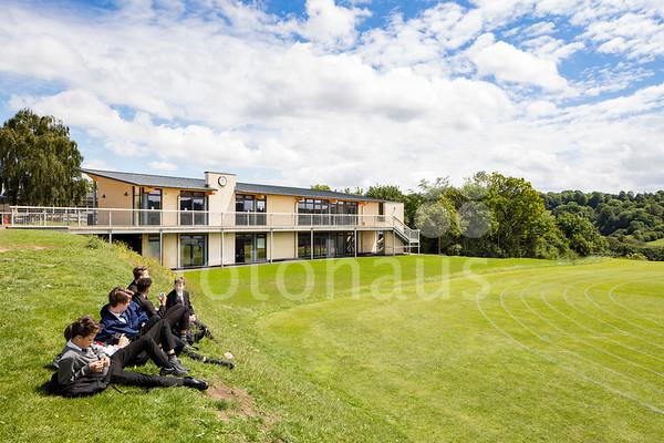 Humanities Building, Beechen Cliff School