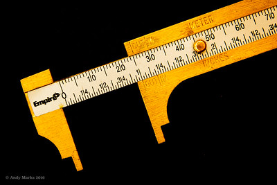 Vernier Caliper - Home version