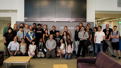 Human Factors in Information Systems Design, summer 2014 class at MIT Media Lab. Professor Dennis Galletta
