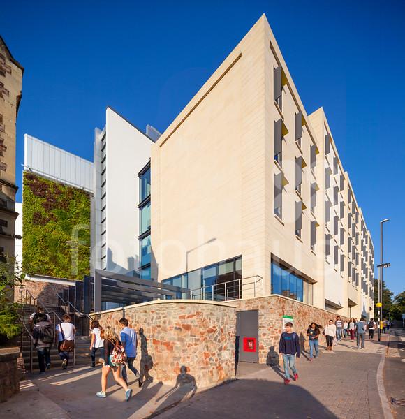 Life Sciences Building, University of Bristol