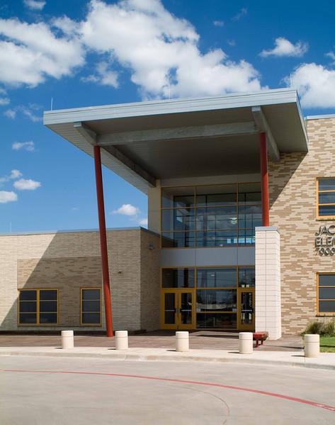 Loew Elementary main entry