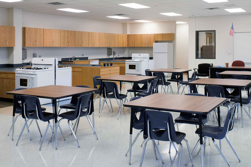 Tasby classroom