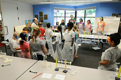 Lower Providence Community Library hosts Science in the Summer
